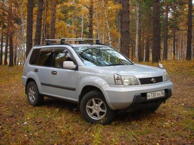 Nissan X-Trail 2002 отзыв автора   Дата публикации 19.07.2012.