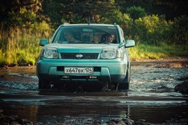 Nissan X-Trail 2001 отзыв автора | Дата публикации 26.09.2012.