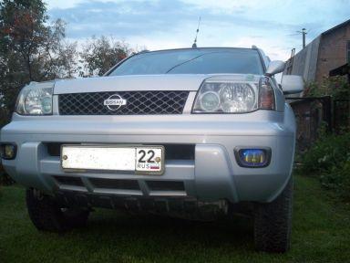 Nissan X-Trail 2001 отзыв автора | Дата публикации 23.10.2012.