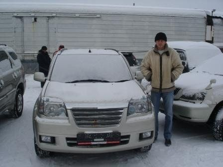 Nissan X-Trail 2004 - отзыв владельца