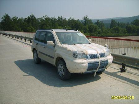 Nissan X-Trail 2005 - отзыв владельца
