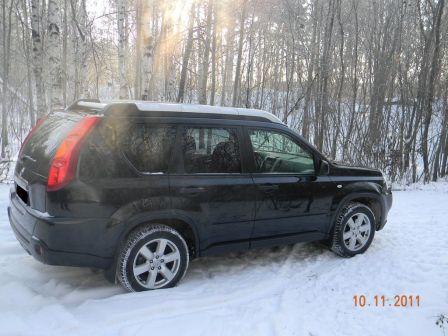 Nissan X-Trail 2008 - отзыв владельца
