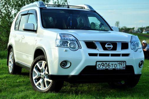 Nissan X-Trail 2012 - отзыв владельца