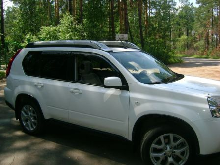 Nissan X-Trail 2011 - отзыв владельца