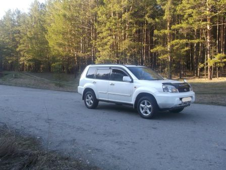 Nissan X-Trail 2000 - отзыв владельца