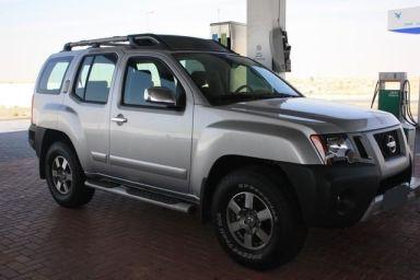 Nissan Xterra, 2009
