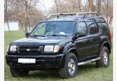 Nissan Xterra, 2000