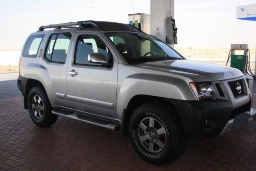 Nissan Xterra 2009 - отзыв владельца