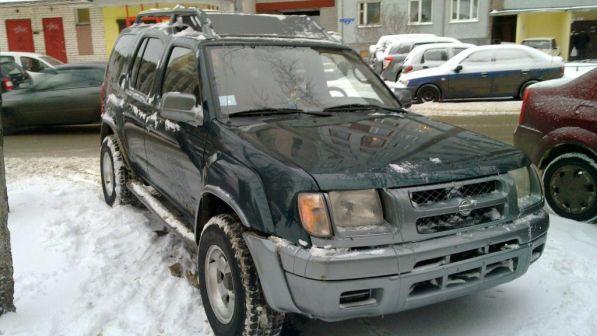Nissan Xterra 2000 - отзыв владельца