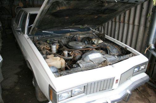 Oldsmobile 88 1981 - отзыв владельца