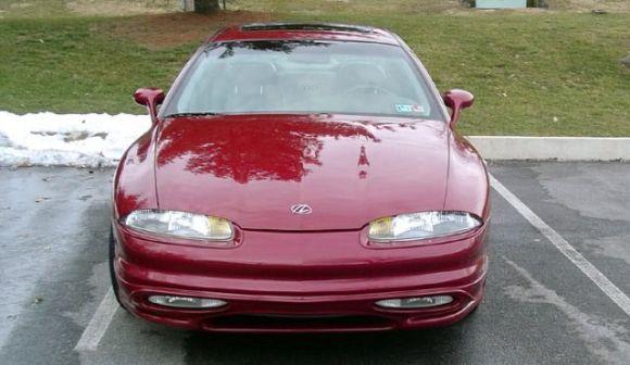 Oldsmobile Aurora 1995 - отзыв владельца