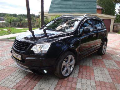 Opel Antara, 2010