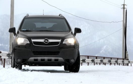 Opel Antara 2007 - отзыв владельца