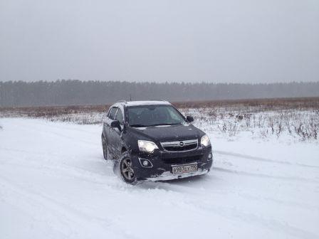 Opel Antara 2012 - отзыв владельца