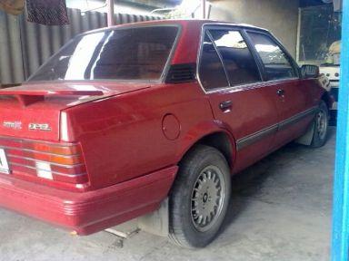 Opel Ascona, 1985