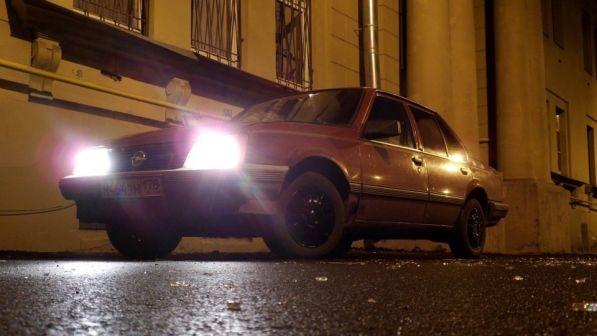 Opel Ascona 1986 - отзыв владельца