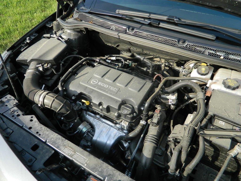 Новый двигатель опель астра j 1.4 турбо купить