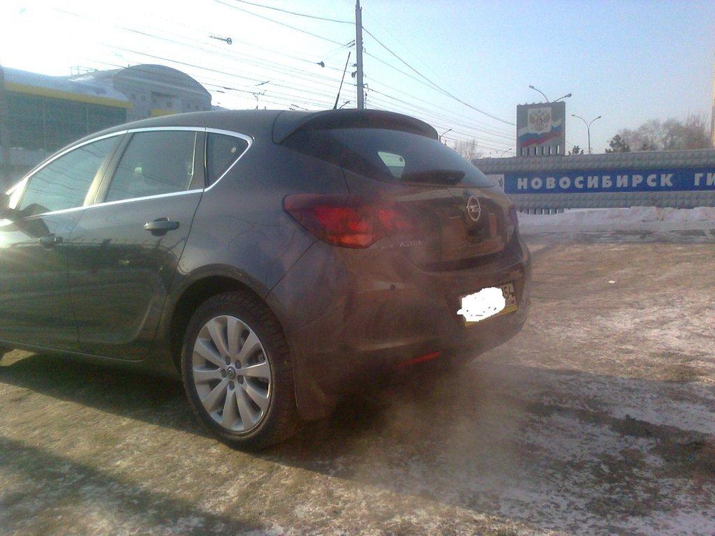 Цены на некоторые модели Opel в России покатились вниз