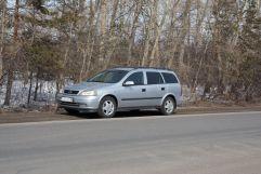 Opel Astra, 1999