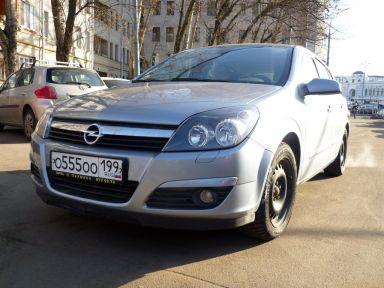 Opel Astra 2005 отзыв автора | Дата публикации 16.03.2010.