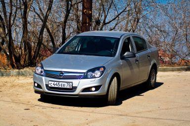 Opel Astra 2011 отзыв автора | Дата публикации 18.04.2011.