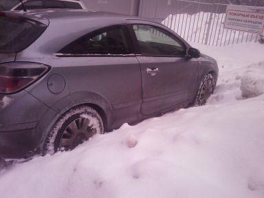 Opel Astra 2008 отзыв автора | Дата публикации 24.04.2011.