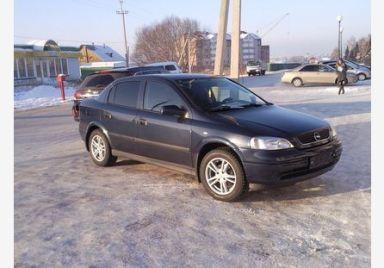 Opel Astra, 2001