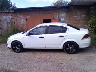 Opel Astra 2010 отзыв автора | Дата публикации 15.02.2012.