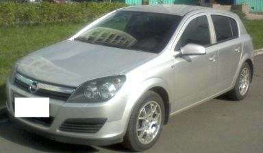 Opel Astra 2005 отзыв автора | Дата публикации 13.09.2012.