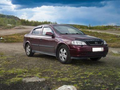 Opel Astra 2003 отзыв автора | Дата публикации 20.09.2012.