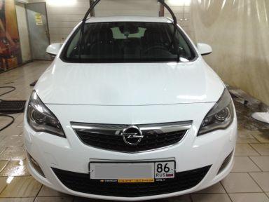 Opel Astra, 0