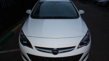 Opel Astra 2013 отзыв автора | Дата публикации 29.04.2013.
