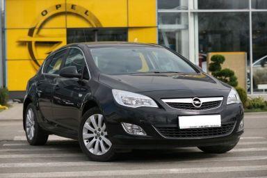 Opel Astra 2012 отзыв автора | Дата публикации 23.05.2013.
