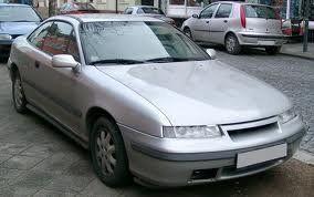 Opel Calibra 1992 отзыв автора | Дата публикации 26.02.2013.
