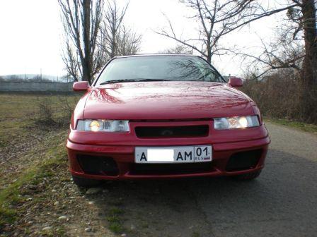 Opel Calibra 1991 - отзыв владельца