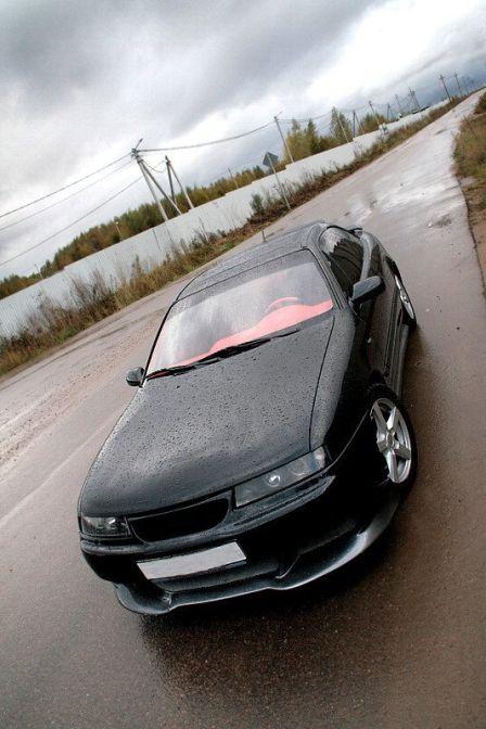 Opel Calibra 1996 - отзыв владельца