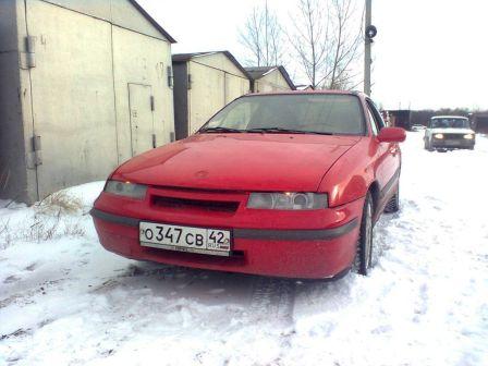 Opel Calibra 1990 - отзыв владельца