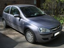 Opel Corsa, 2004