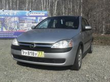 Opel Corsa, 2002