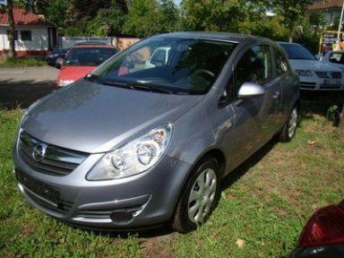 Opel Corsa 2008 отзыв автора | Дата публикации 30.09.2012.