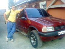 Opel Frontera, 1993