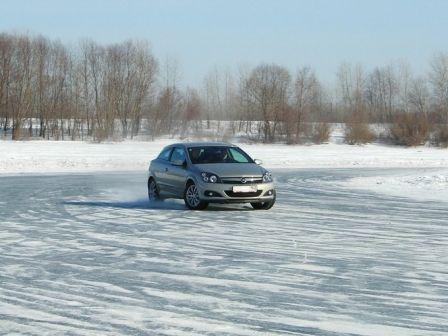 Opel GT 2008 - отзыв владельца