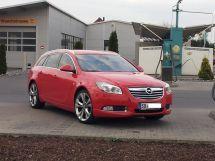 Opel Insignia, 2011