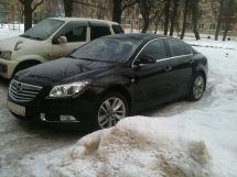 Opel Insignia 2012 отзыв владельца   Дата публикации: 24.04.2013