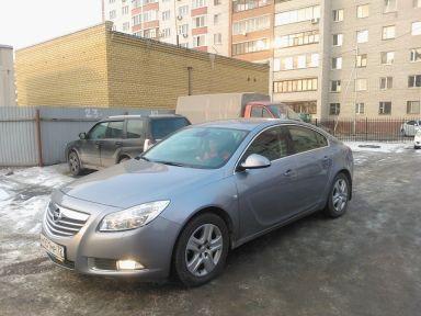 Opel Insignia, 2008