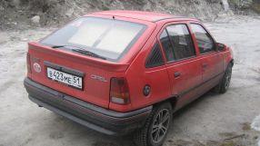 Opel Kadett, 1985