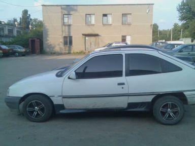 Opel Kadett, 1988