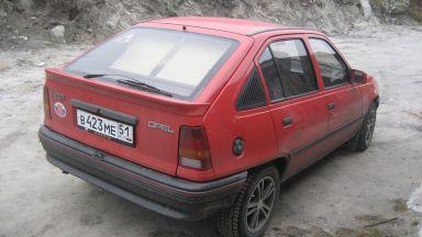 Opel Kadett 1985 отзыв автора | Дата публикации 14.01.2012.