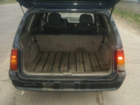 Opel Kadett 1991 - отзыв владельца