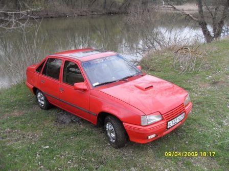 Opel Kadett 1988 - отзыв владельца